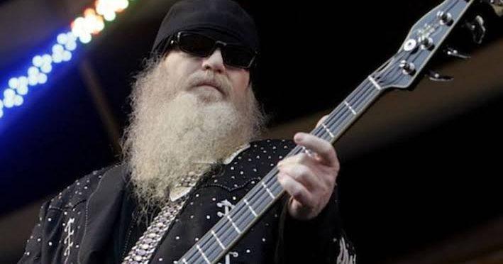 Dusty Hill, bajista de ZZ Top, falleció a los 72 años