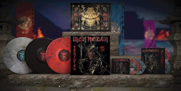 'Senjutsu' es el nuevo disco de Iron Maiden