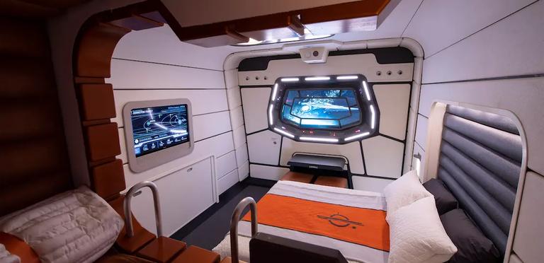 Conoce el hotel temático de 'Star Wars' que abrirá en el 2022