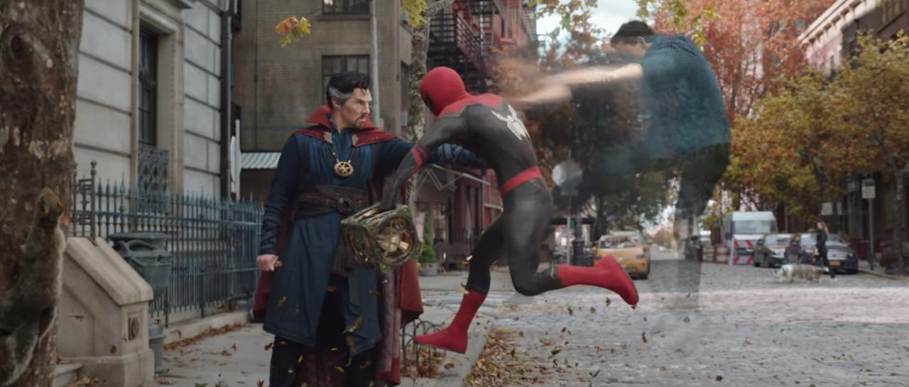 (VIDEO)Lanzan tráiler oficial de 'Spiderman: No Way Home'