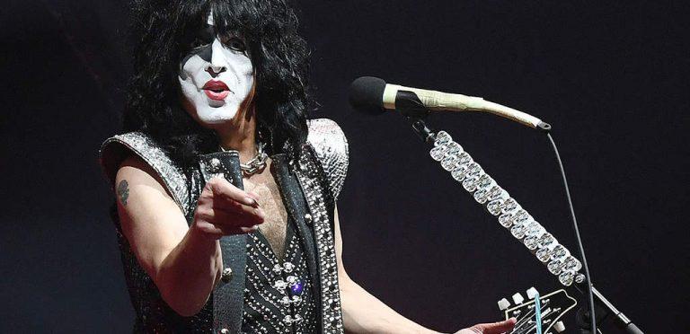 KISS cancela show en EU, Paul Stanley da positivo en el test