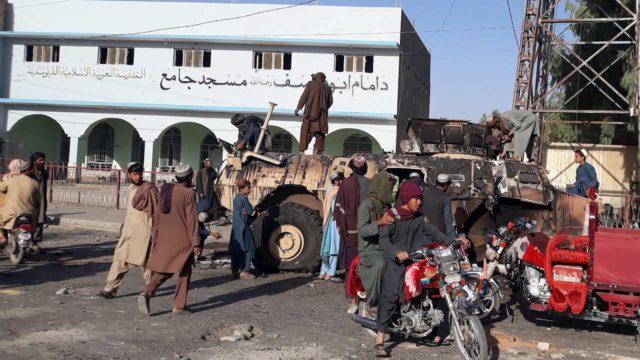 ¿Qué está pasando en Afganistán? Lo que debes saber sobre la llegada de los talibanes