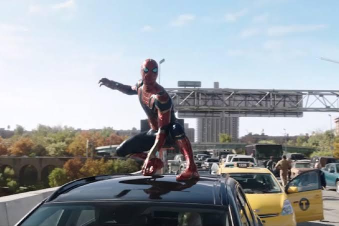 Filtran la primera imagen de Andrew Garfield con el traje de Spider-Man