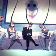 """""""In-Shadow"""", una animación que proyecta las más oscuras grietas de la vida (video)"""