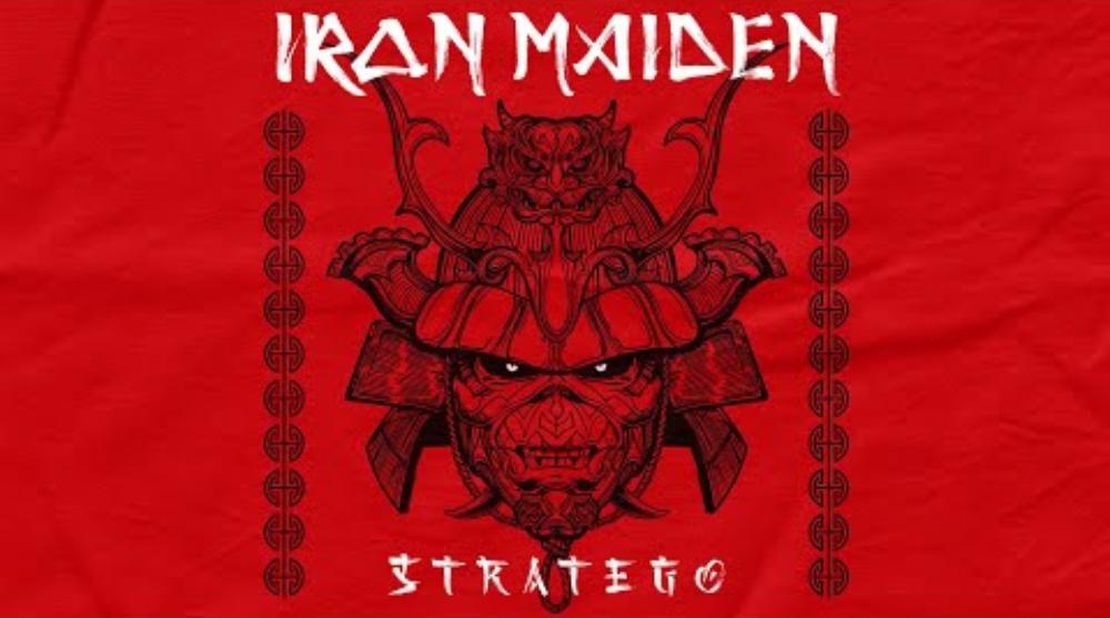 STRATEGO: la nueva rola épica de Iron Maiden