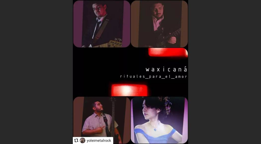 Después de nueve años, Waxicaná presenta el álbum Rituales para el Amor