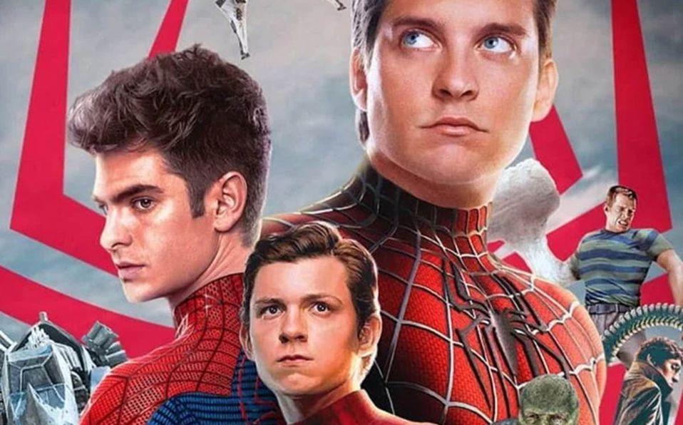 (Video) Filtran supuesto tráiler de 'Spider-Man: No Way Home' con Tom Holland, Tobey Maguire y Andrew Garfield juntos