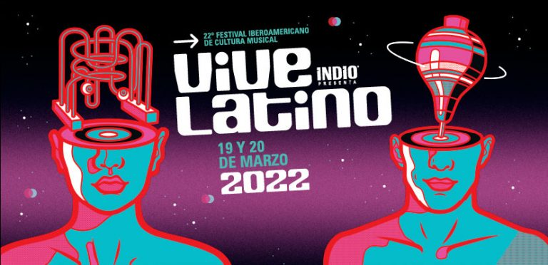 Confirman bandas para el Vive Latino 2022